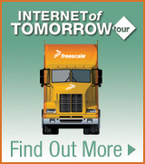 IoTT, Freescale, Internet of Tomorrow Tour, Internet of Things