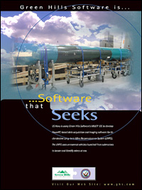 US Navy, Level A Certified RTOS, Certified POSIX IEEE 1003.13, MILS, EAL 6+ Safety Critical software