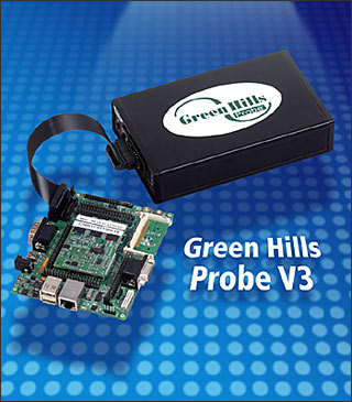 Green Hills Software Ships World S Fastest Debug Probe